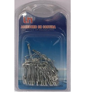 MEDIUM SAFETY PINS X40`S