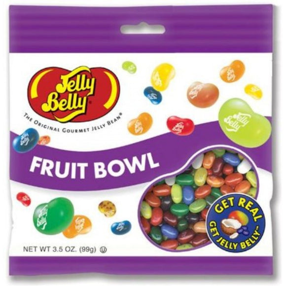 JELLY BELLY FRUIT BOWL 99G X 12