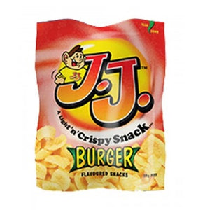 JJ BURGER 12 PACK 180G X 6