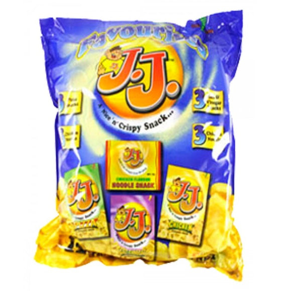 JJ FAVOURITES 12 PACK 270G x 6