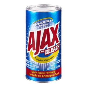 AJAX BLEACH POWDER CLEANSER 396G