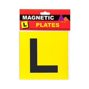 L PLATE (80) 1'S