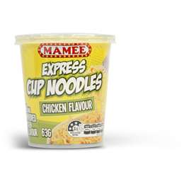 MAMEE EXPRESS CUP CHICKEN 63G X 12
