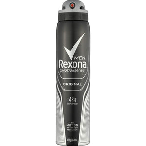 REXONA MEN DEO ORIGINAL 150G X 6