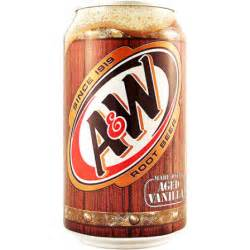 A&W ROOT BEER 355ML X 12