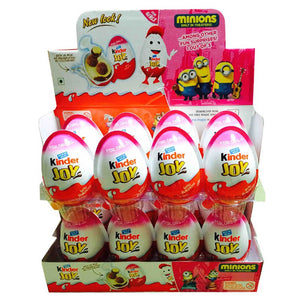 KINDER JOY GIRL 20G X 16