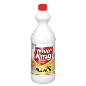 WHITEKING BLEACH LEMON 1.25L X 6