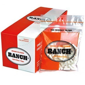 RANCH FILTERS SLIM X 12 BAGS