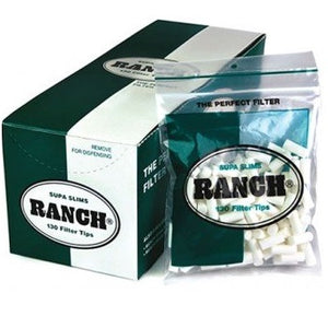 RANCH FILTERS SUPA SLIM X 12 BAGS
