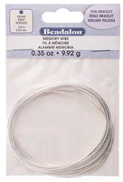 Memory Wire - Beadalon - various sizes