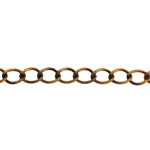 Chain, Antique Brass