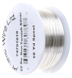 Wire, Silver Plated  - from Artistic Wire - various gauges