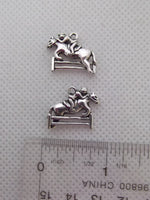 Jumping Horse charm