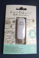 Foil Quill USB - KELLY CREATES