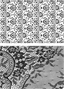 Ornate & Lace - Tim Holtz Stamp Set