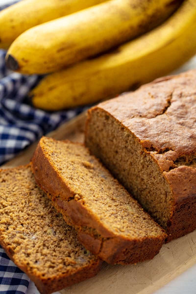 Banana Protein Bread Recipe
