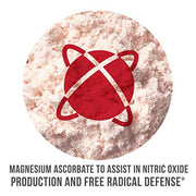 Magnesium and Nitric Oxide to aid in free radical defense