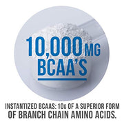 BCAA Amino Clear 380g - Orange Flavor