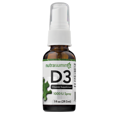 Nutrasuuma D3 Vitamin Spray