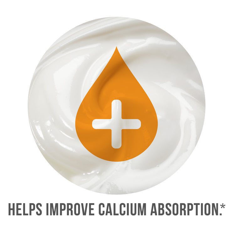Helps Improve Calcium Absorption