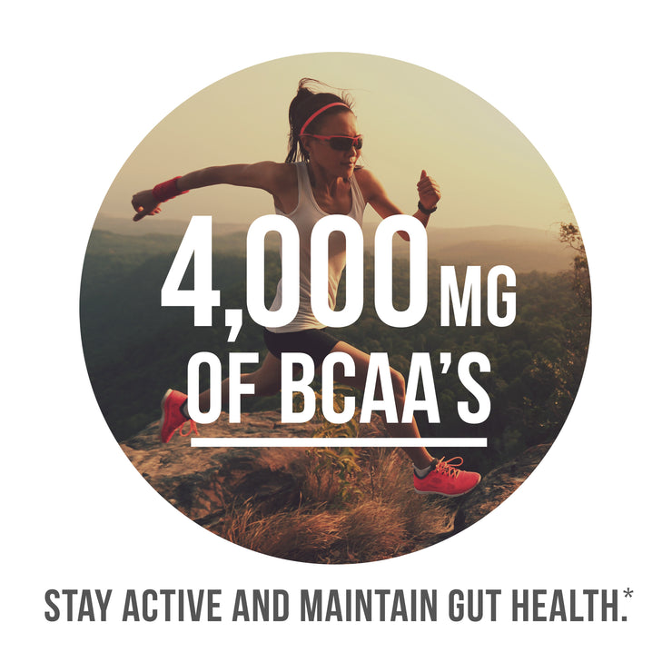 4,000 mg of BCAA's