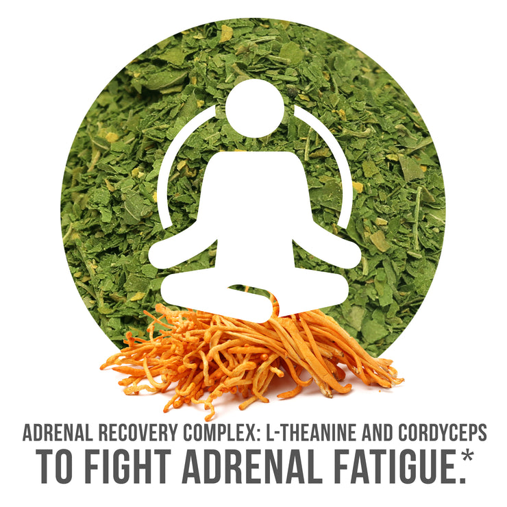 Adrenal Recovery Complex fights Adrenal Fatigue