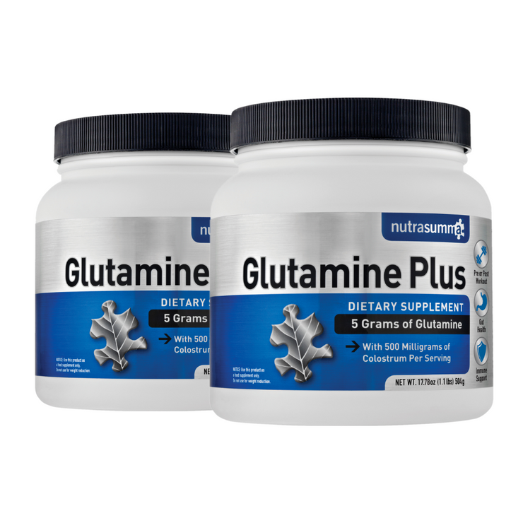 Glutamine Plus 504g-Clearance-60% off