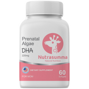 Prenatal Algae DHA Softgel