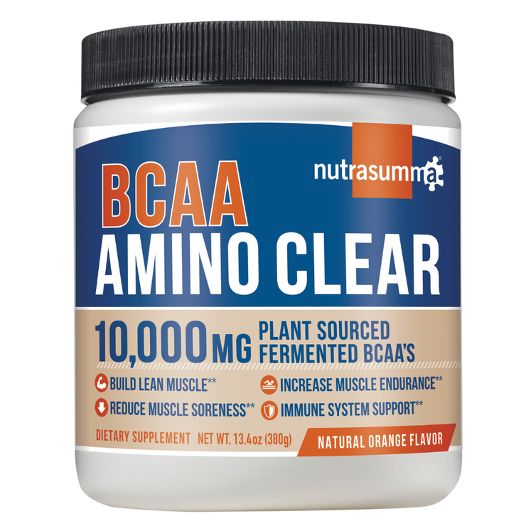 Amino Clear 380g - Orange Flavor