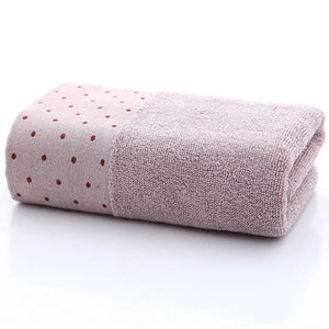 34*74cm 100% Cotton Bath Towel for Adults Thick Men Sport Beach Towel Bathroom Outdoor Travel Quick-Dry Beach Towels Swimming