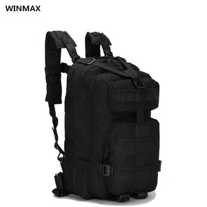 25L 3P Tactical Backpack Military Army Outdoor Bag Rucksack Men Camping Tactical Backpack Hiking Sports Molle Pack Climbing Bags