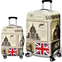 TLDGAGAS 3D Digital Stretch Fabric Luggage Protective Cover Suit 18-32 Inch Trolley Suitcase Case Covers Travel Accessories