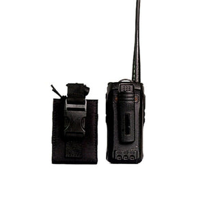 Tactical mobile walkie-talkie waterproof non-slip wear cool Camouflage bag outdoor sports nylon