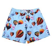 Summer Brand Men's Beach Shorts Bermuda Board Surfing Swimming Boxer Trunks Bathing Suits Swimwear Swimsuits Sports Short