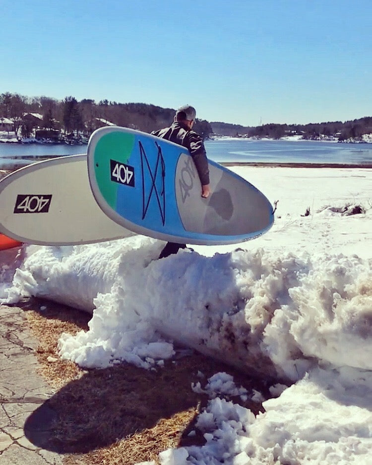 Off-Season Paddle Package (Including Equipment Rental)
