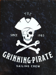 Grinning Pirate Sign