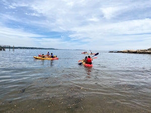 Tandem Kayak Rental Package- Ten 2-Hour Rentals