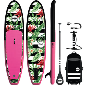 POP Board Co- Royal Hawaiian Inflatable SUP