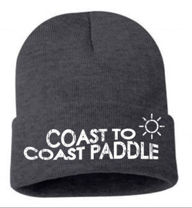 Coast to Coast Paddle Beanie