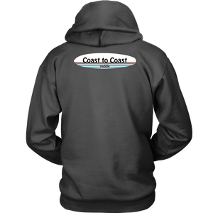 Coast to Coast Paddle Pull-Over Hoodie