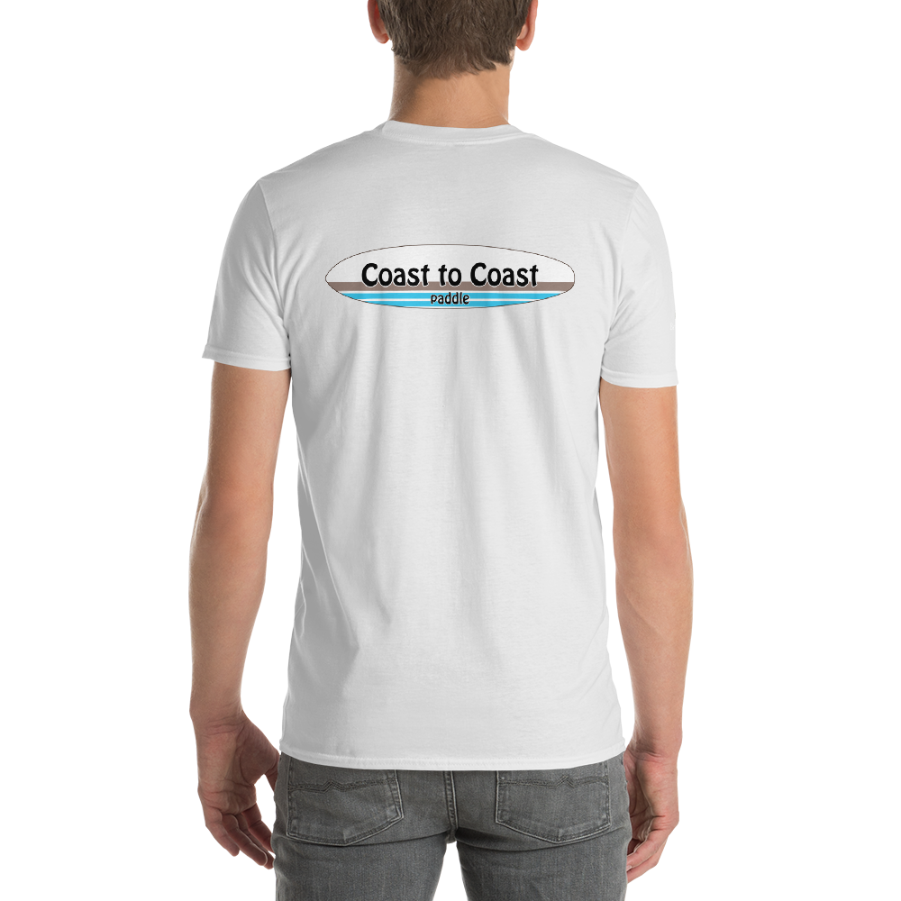Go To Coast to Coast Paddle Tee