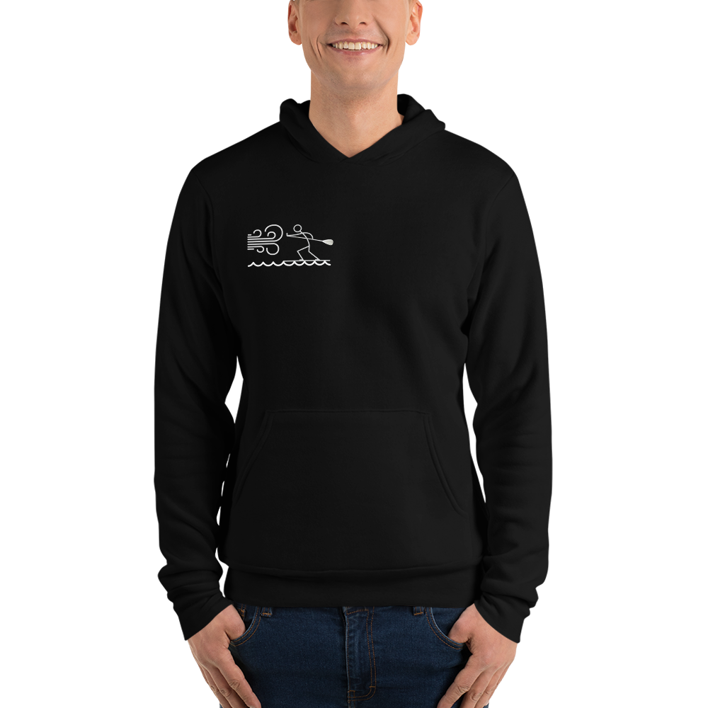 Respect the Wind Hoodie