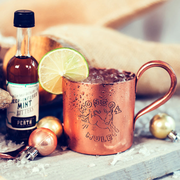 Moonshine Moscow Mule recipe