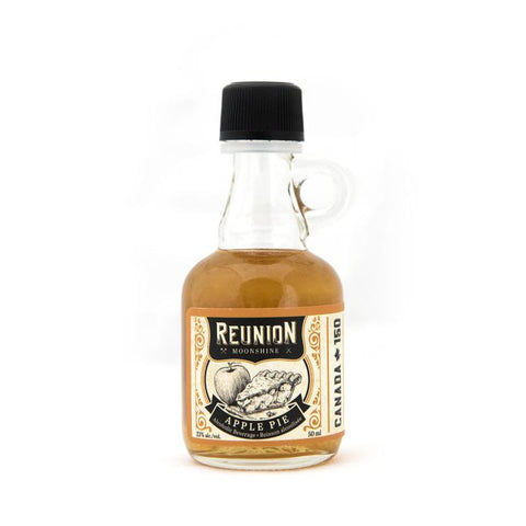 Reunion Apple Pie Mini Moonshine