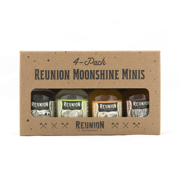 Reunion Moonshine Gift Pack