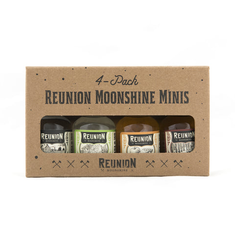Reunion Mini 4-Pack