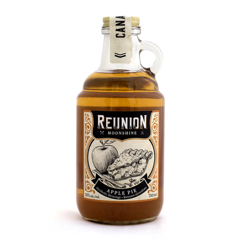 Reunion Apple Pie Moonshine