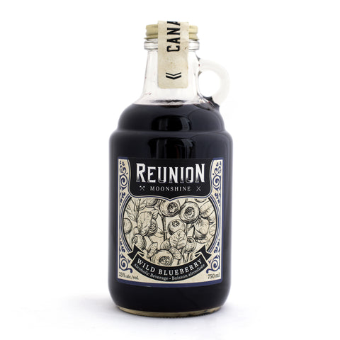 Reunion Wild Blueberry Moonshine