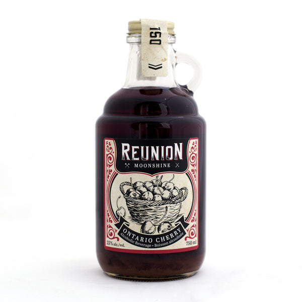 Reunion Ontario Cherry Moonshine