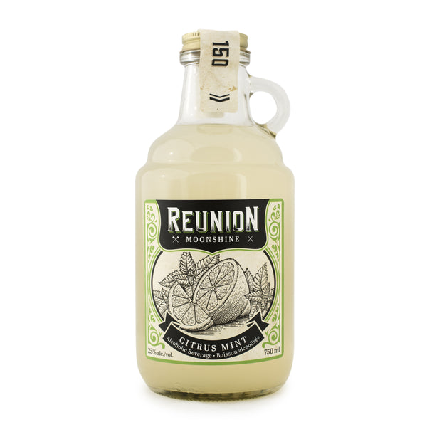 Reunion Citrus Mint Moonshine